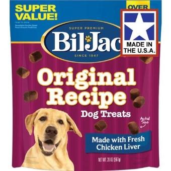 liver dog treats